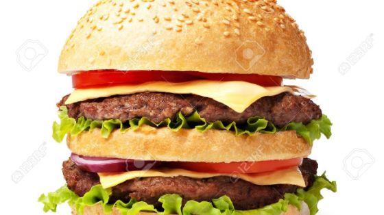 Hamburger dubble