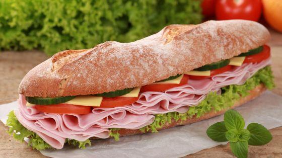 Speed panino