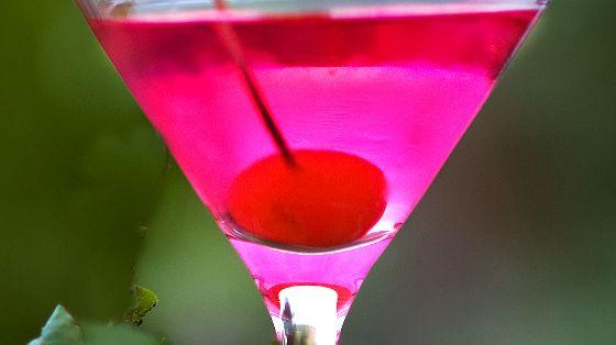 drink rose