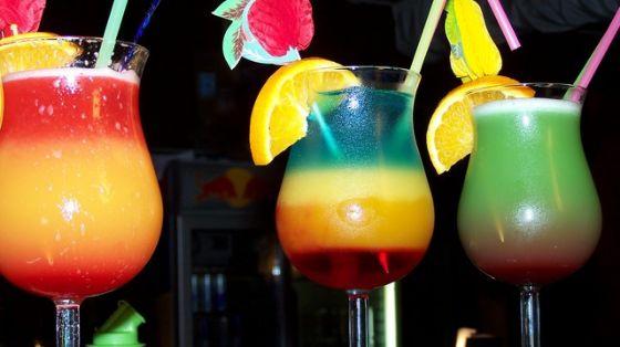 Cocktail arcobaleno