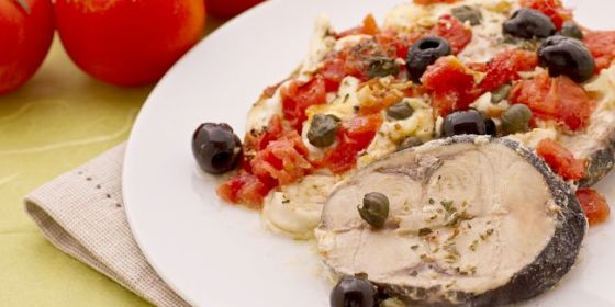 spiedini di pesce sardo