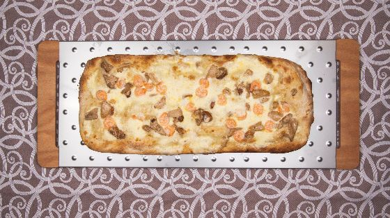 PIZZA IL GOLFO PER 2 PERSONE