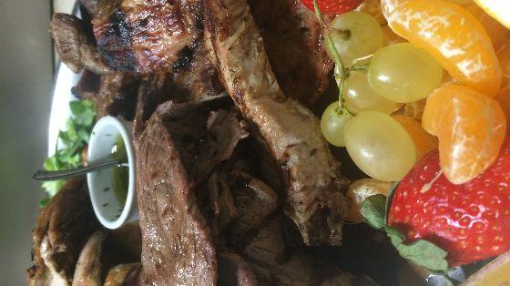 Grigliata di carne mista alla Catalana
